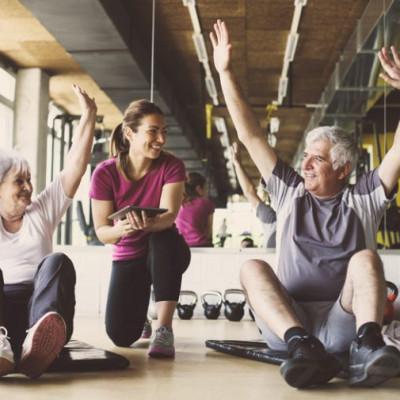 Aktivni u šezdesetoj: Utječe li tjelovježba povoljno na zdravlje srca