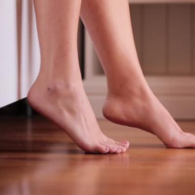 Vježbe za ravna stopala