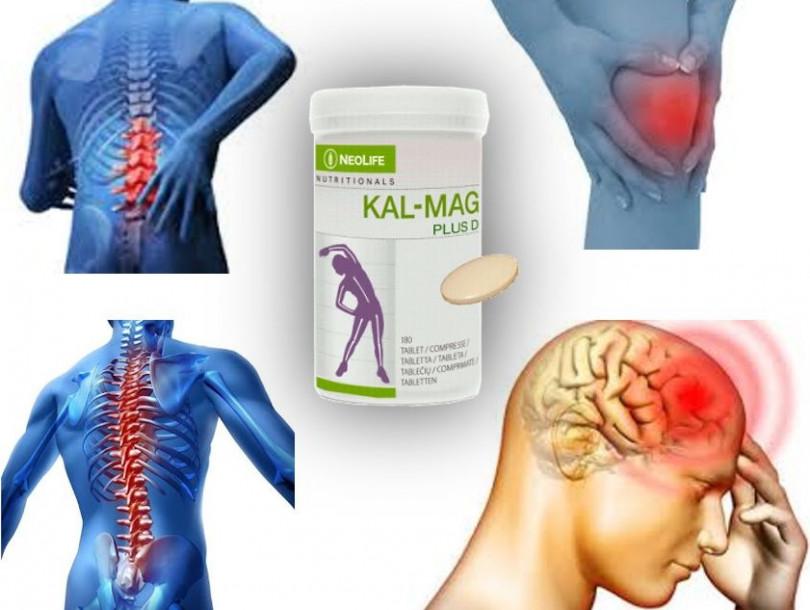 Kalcij Magnezij plus D3 vitamin: Sve što je potrebno za normalno djelovanje ljudskog tijela